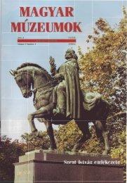 1 - Magyar Múzeumok