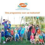 Ons programma voor uw toekomst! - LWD - Londerzeel Warm ...
