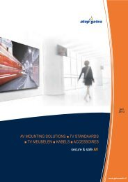 Brochure downloaden (PDF) - Gatesweb Benelux