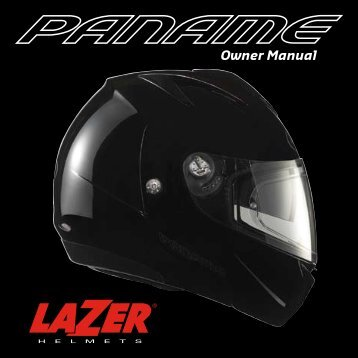 Owner Manual - Lazer Helmets
