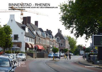 Bijlage 2 - Gemeente Rhenen