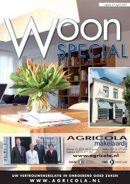 Woonspecial uitgave 2 april - Agricola Makelaardij