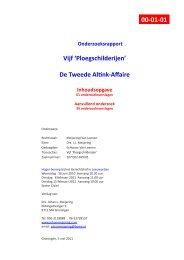 Vijf 'Ploegschilderijen' De Tweede Alnk-Affaire - Johan Meijering