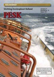 Nieuwsbrief 22 - Zeesleepboot Holland