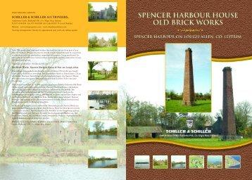Spencer Harbour Brochure - Schiller & Schiller Auctioneers