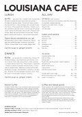 Se ugens menu - Louisiana - Page 2