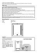 Spegel Mirror & Shaver Socket - Page 2