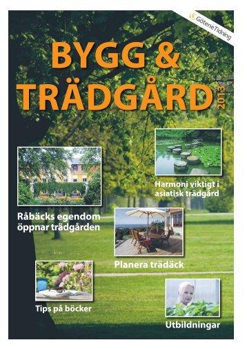 Vecka 17 Bygg & Trädgård - Götene Tidning