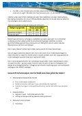 Snø og sikring Hvor mye snø tåler taket ditt ? - Skarpnes - Page 2