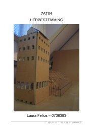 7AT04 HERBESTEMMING Laura Felius – 0738383