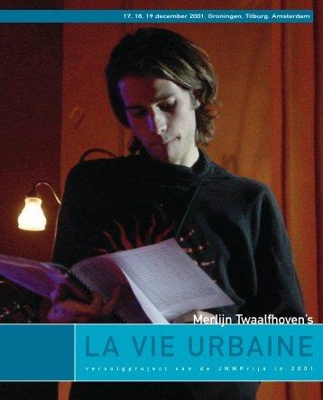 Bekijk sfeerverslag (pdf) - Jur Naessens Muziekprijs