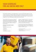 Förpackningsinstruktion - DHL - Page 2