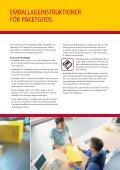 Förpackningsinstruktion - DHL - Page 3