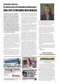 Satsa på GRÖN mentalhälsa - Kommittén för Mänskliga Rättigheter - Page 5