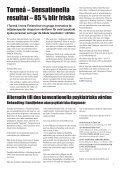 Satsa på GRÖN mentalhälsa - Kommittén för Mänskliga Rättigheter - Page 7