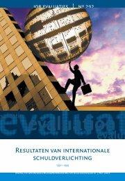 rapport (292 NL).pdf - Inspectie Ontwikkelingssamenwerking en ...