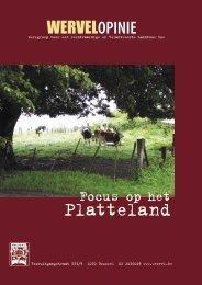 Focus op het Platteland - Wervel