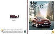 Broschyr - Renault