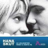 Last ned prospekt - Hana Skut