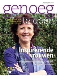 Lees 'Genoeg te Doen!' - Vrijwilligers Centrale Regio Alkmaar