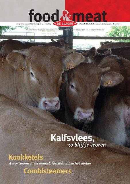 september 2012 - Food en meat