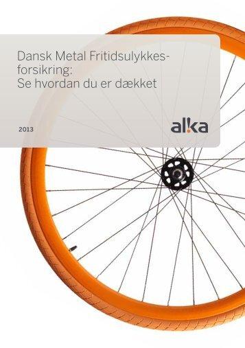 Dansk Metal Fritidsulykkes- forsikring: Se hvordan du er dækket