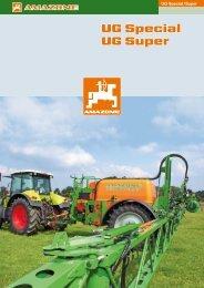 Brochure på UG - Forside - Brøns Maskinforretning