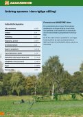 Brochure på UG - Forside - Brøns Maskinforretning - Page 2