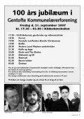 Juni 2007 - Gentofte Kommunelærerforening - Page 3