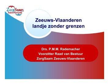 Zeeuws-Vlaanderen landje zonder grenzen