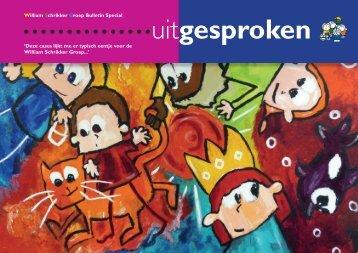 U kunt hier de brochure downloaden - William Schrikker Groep