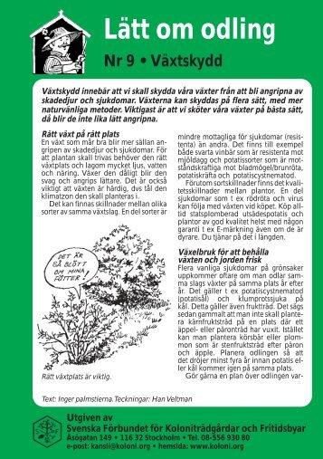 Växtskydd