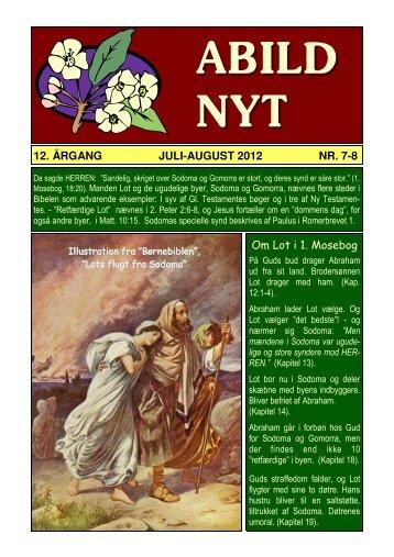 Jul-Aug - NYSYNET.DK