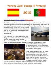 Reis Spanje & Portugal - Online.nl