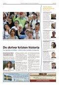 Pastor Destas eritreanska pingst- församling deltar i Sverigebönen 6 ... - Page 5