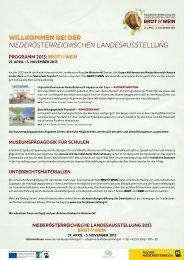 Niederösterreichische Landesausstellung 2013