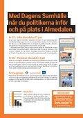 Bjud in till Almedalen! - Informa - Page 2