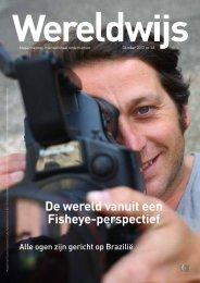 De wereld vanuit een Fisheye-perspectief - Flanders Investment ...