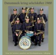 Dansmusik kring sekelskiftet 1900