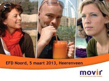 Klik hier om de handout of presentatie van deze avond ... - EFD Noord