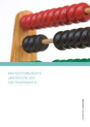 Hent fil (201 Kb) - Arkitektforbundet