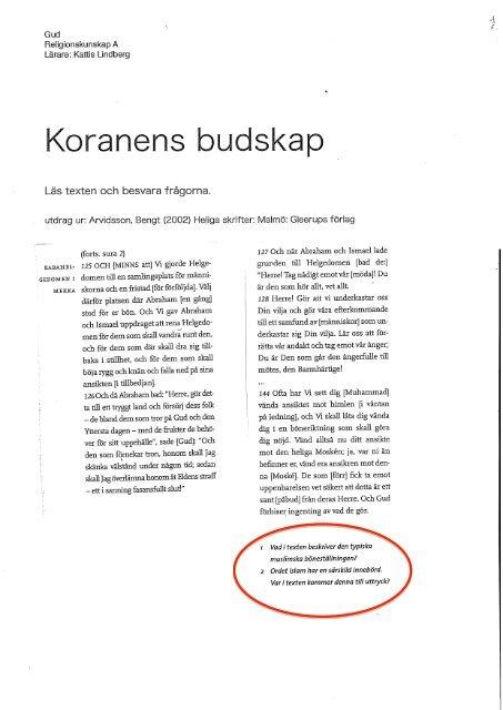 Koranens budskap.pdf