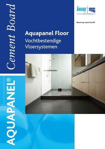 Aquapanel Floor