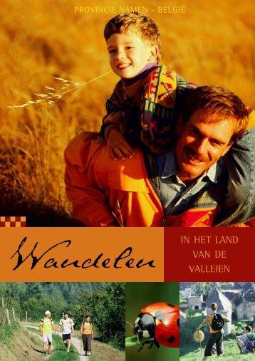 Te voet in het Land van de Valleien - Ardennen Online
