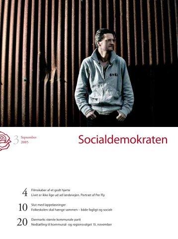 Socialdemokraten september 2005 - Hanne Skovby