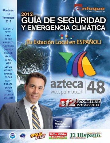 Guia De Seguridad Y Emergencia Climatica - West Palm