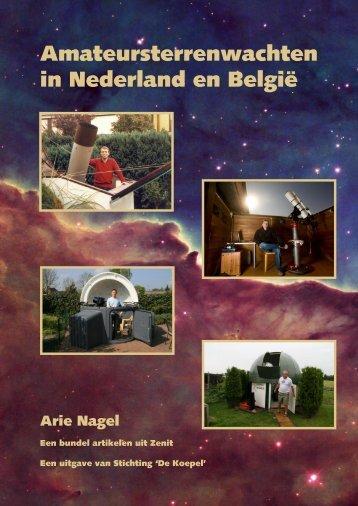 Amateursterrenwachten in Nederland en België - De Koepel