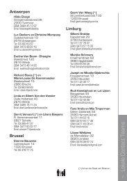 Lokale Contact Teams - Ovk