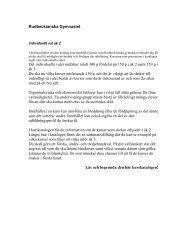 Rudbeckianska Gymnasiet Det individuella valet omfattar totalt 300 ...