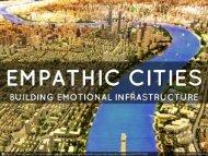 Empathic cities